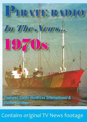 Pirate Radio - In The News 1970s