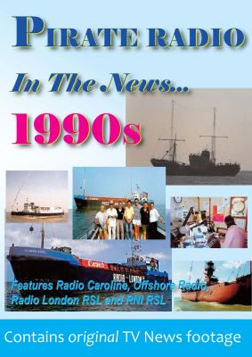 Pirate Radio - In The News 1990s